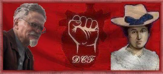 Democratic Communist Federation Flag